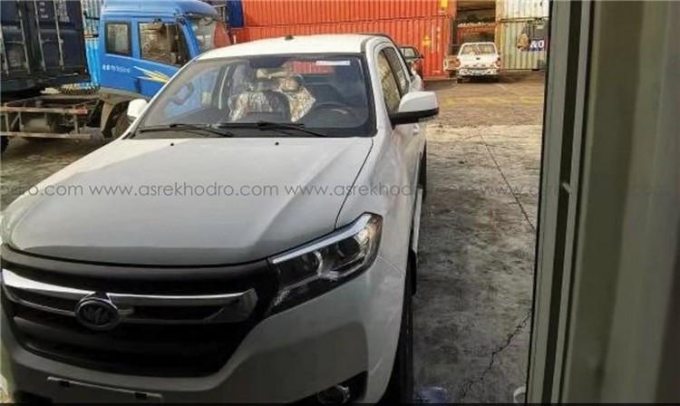خودروهای «کیتون» با «ایساتیس موتور» به ایران می آید