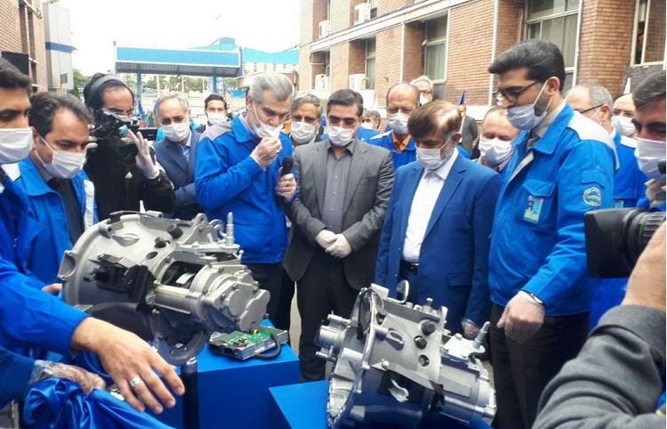 نگاهی به مشخصات گیربکس جدید 6 سرعته دستی ایران خودرو