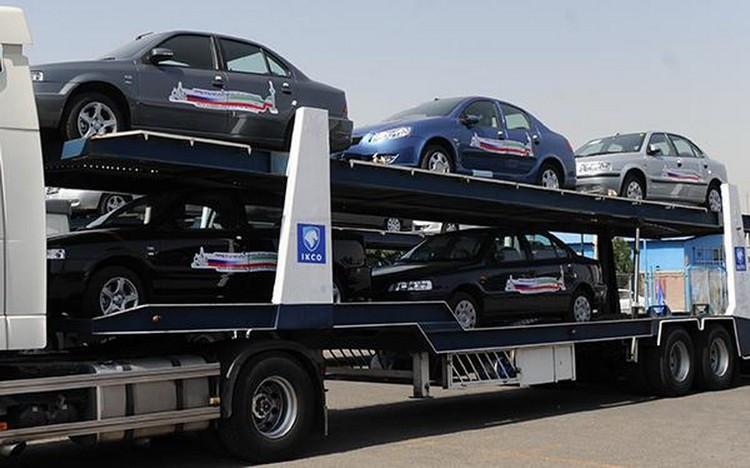 افت محسوس ۶۰ درصدی صادرات خودروسازان کشور