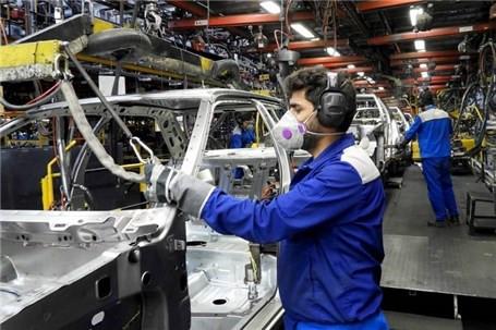 عبور تیراژ خودروسازان از مرز ۲۰۳ هزار دستگاه!
