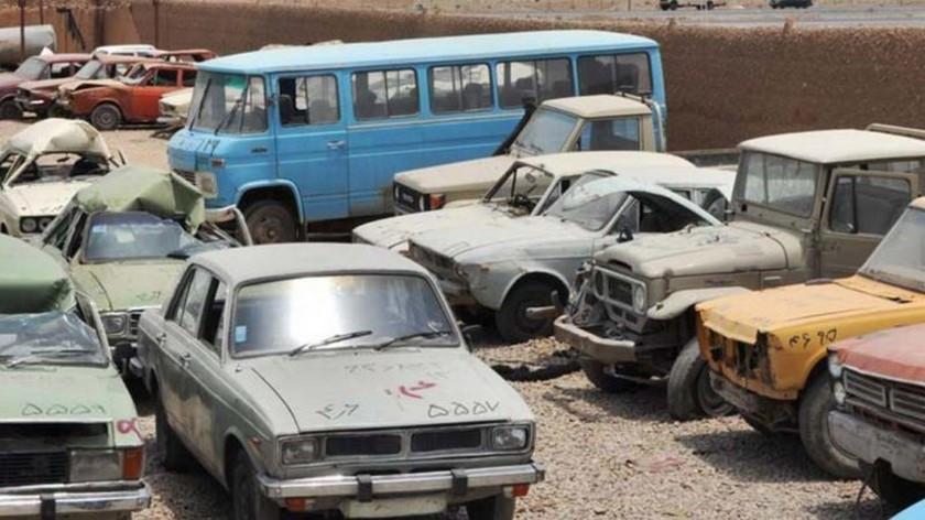 در راه بودن سونامی خودروهای فرسوده در کشور