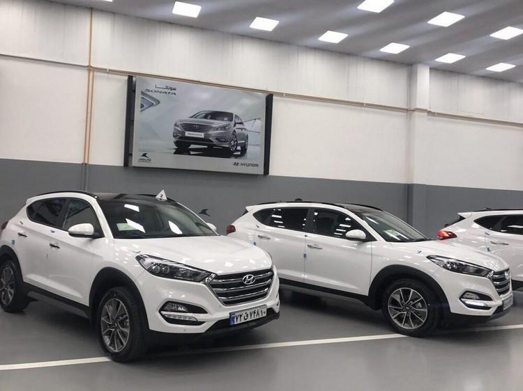 جدیدترین قیمت خودروهای هیوندای در بازار ۱۲ تير ۱۴۰۰ + جدول