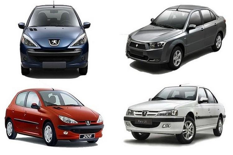 نرخ جدید تمامی محصولات ایران خودرو در بازار ۱۲ تير ۱۴۰۰ + جدول