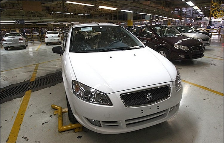 لیست تیراژ جدید تولید محصولات ایران خودرو به تفکیک هر دستگاه
