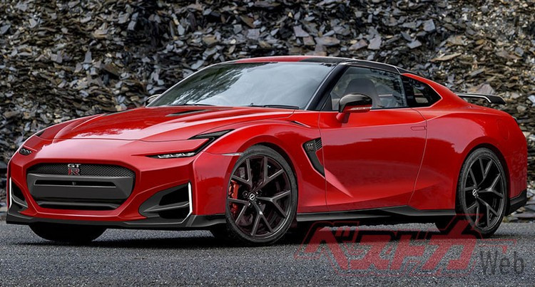 انتشار شایعات ناامید کننده درباره نسل جدید نیسان GT-R + عکس