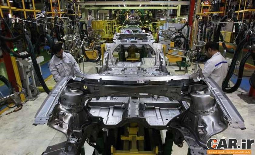 بدهی خودروسازان به قطعهسازان باز هم افزایش یافت