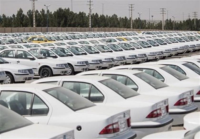 شارژ چندباره انبار خودروسازان بزرگ کشور