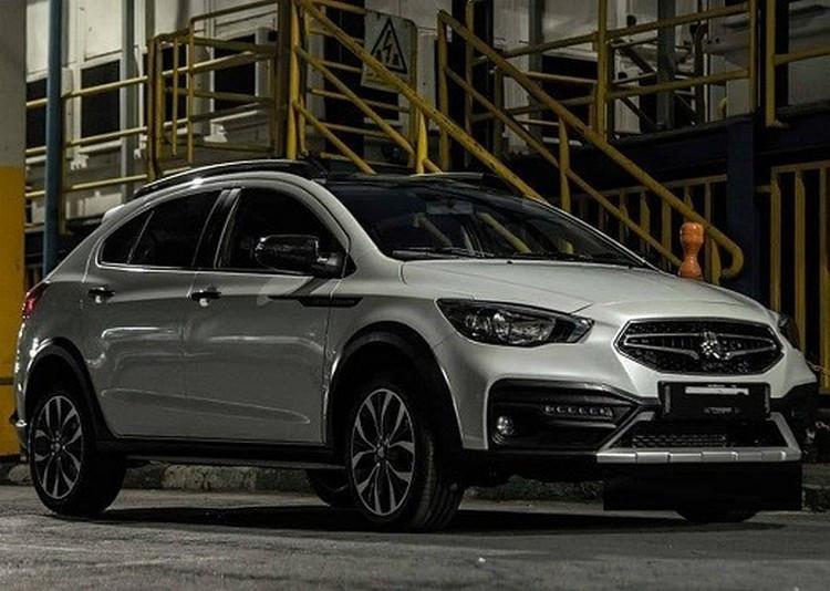 نگاهی به خودرو آریا محصول جدید گروه خودروسازی سایپا + عکس