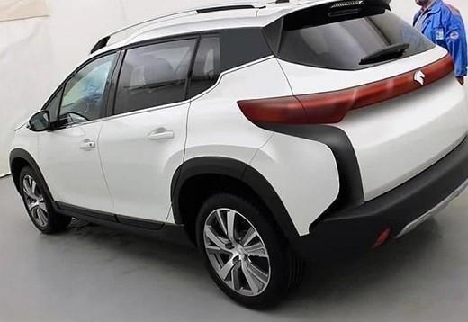 به زودی از اولین کراساوور شرکت ایران خودرو رونمایی میشود + عکس