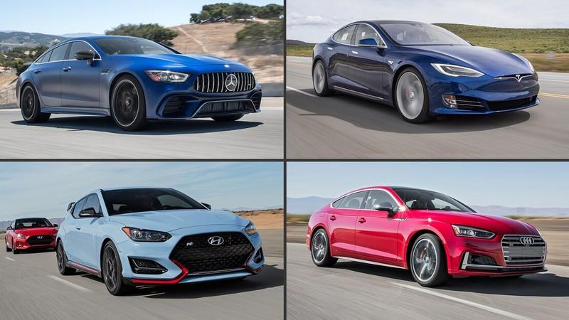 معرفی برترین خودروها در سال 2021 + عکس