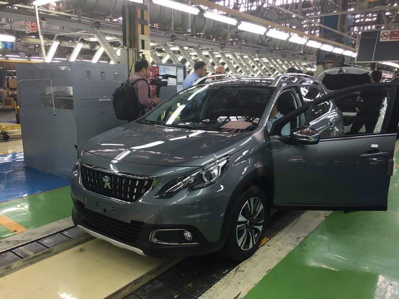 پژو 2008 به خط تولید ایران خودرو  بازگشت + قیمت جدید