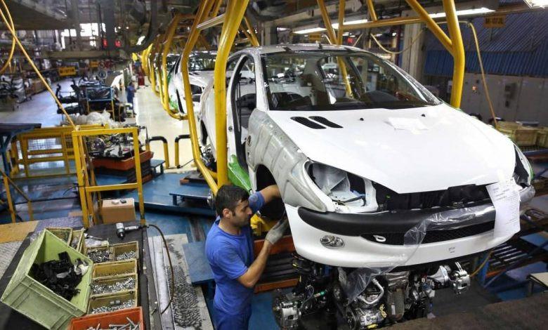 ایجاد چالش های بزرگتر از تحریم در صنعت خودروسازی کشور