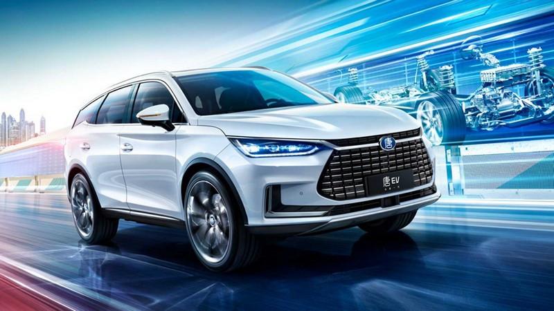مشخص شدن قیمت خودروی جدید بی وای دی تانگ + جزئیات