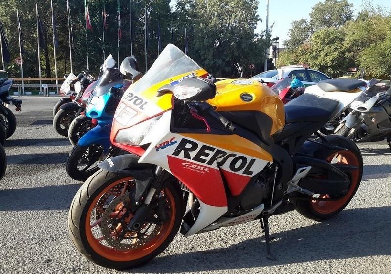 اخطار پلیس: تردد موتورسیکلتهای سنگین در تهران، ممنوع