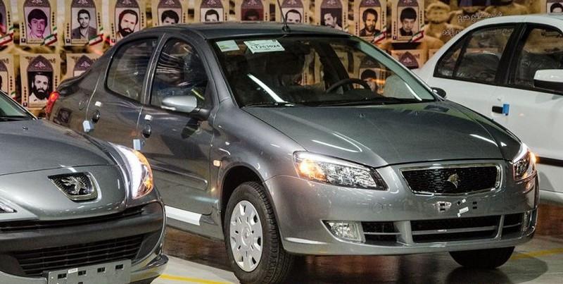 ظرفیت محصولات ایران خودرو در طرح پیش فروش مرداد 1400 اعلام شد + جدول