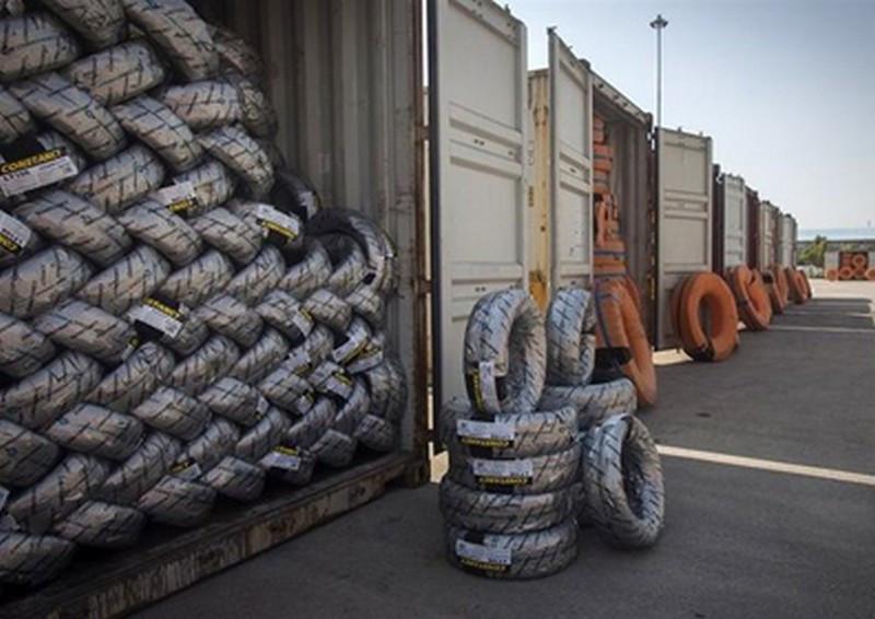 واردات برای لاستیکهای با سایز کمتر از ۱۶ اینچ ممنوع شد