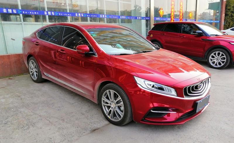 آغاز سرمایه گذاری مشترک رنو و جیلی چین برای تولید خودرو هیبرید