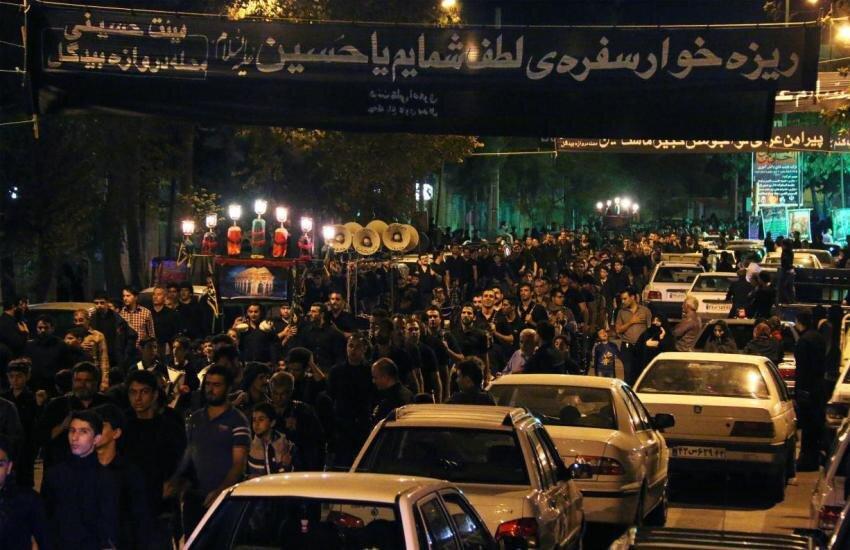 اعلام محدودیتهای ترافیکی محرم در تهران از سوی پلیس راهور