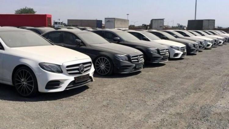تعداد خودروهای باقی مانده در گمرک ایران چقدر است؟
