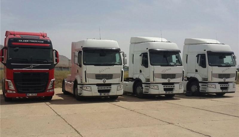 داستان کامیون های وارداتی به مجلس کشید