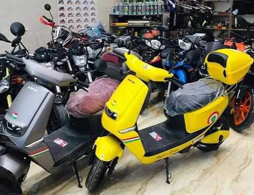 لیست قیمت جدید انواع موتورسیکلت در بازار - ۲۳ مرداد ۱۴۰۰