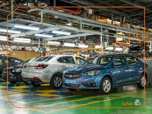 سایپا، رتبه اول تیراژ تولید خودرو در کشور