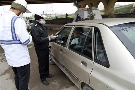 جریمه ۲۴ ساعته و جلوگیری از ادامه مسیر پلاک های غیر بومی
