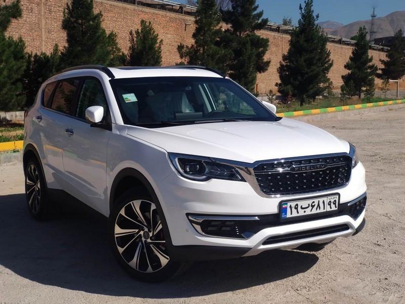 تعیین قیمت جدید خودرو فیدلیتی تیپ 1 و 2 - شهریور 1400