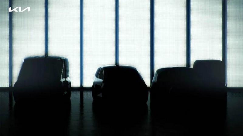 عرضه خودروی شهری و الکتریکی هیوندای/کیا در سال ۲۰۲۳ + عکس