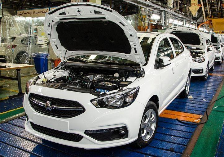 افزایش توليد خودروی شاهين سایپا به 150 دستگاه در روز