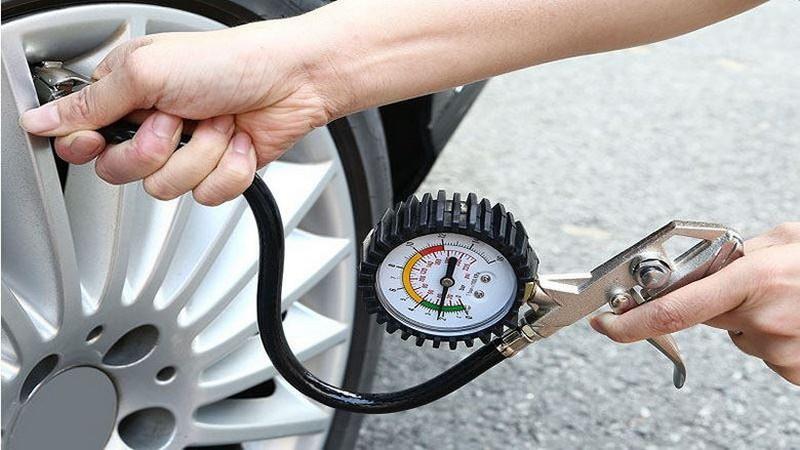 بهترین زمان ممکن برای تنظیم باد لاستیک خودرو