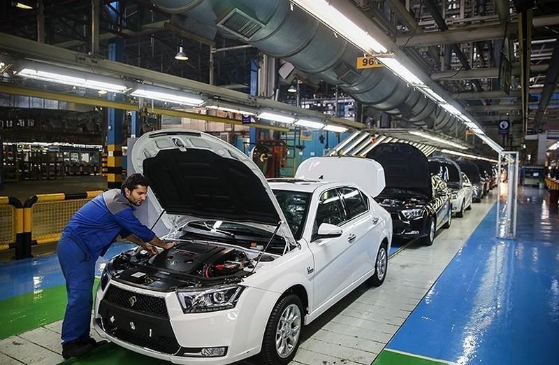 نگاهی به آمار تولید و فروش دو خودروساز کشور