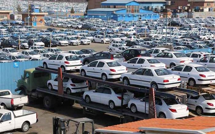 سقوط آمار فروش خودروسازان طی 5 ماهه امسال + نمودار