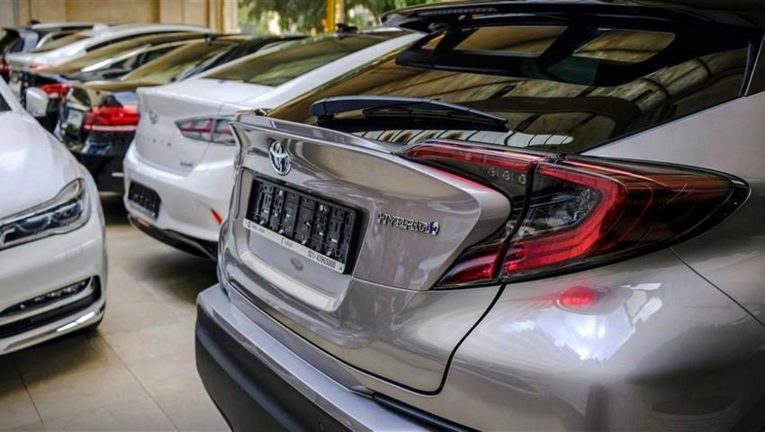 لیست جدیدترین قیمت خودرو های وارداتی در بازار - تداوم رکود و ثبات