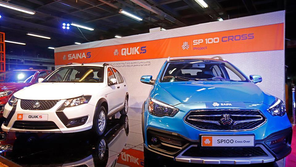 آغاز ترافیک محصولات جدید خودروسازان در جاده مخصوص