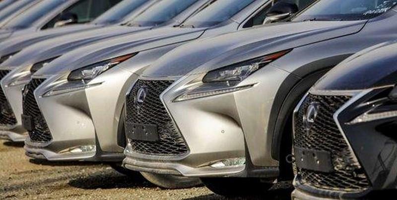 ارسال پالس مثبت دولت به واردات خودرو