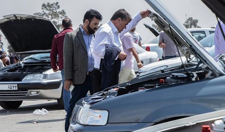 مرداد بدترین ماه بازار خودروی کشور در سال ۱۴۰۰
