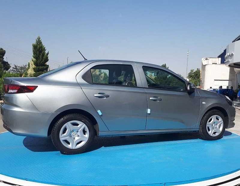 خودروی جدید تارا در نسخه فوق آپشن اتوماتیک در یک قدمی بازار