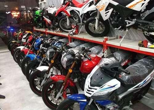 قیمت جدید 50 موتورسیکلت پرفروش بازار ایران + جدول