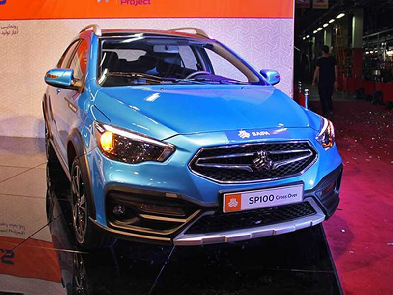 فروش فوری خودروهای سایپا ادامه دارد؛ رونمایی از محصول جدید در فصل سرما