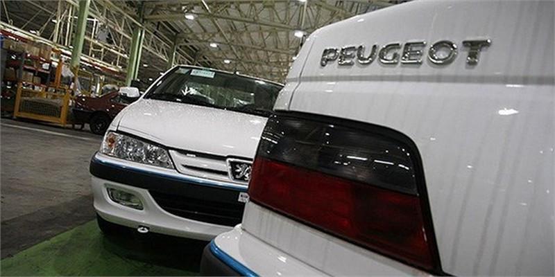 توقف رشد مثبت تولید در صنعت خودرو - وضعیت فروش خودروسازان