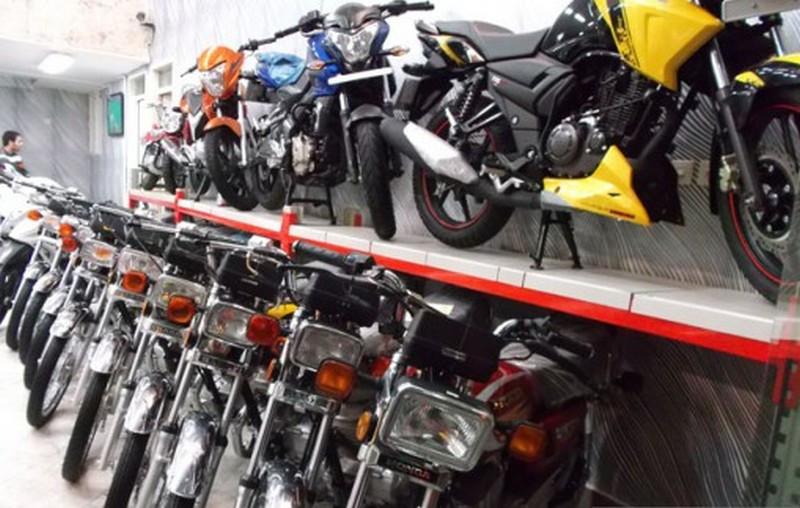 لیست قیمت جدید انواع موتورسیکلت در سوم مهر ۱۴۰۰