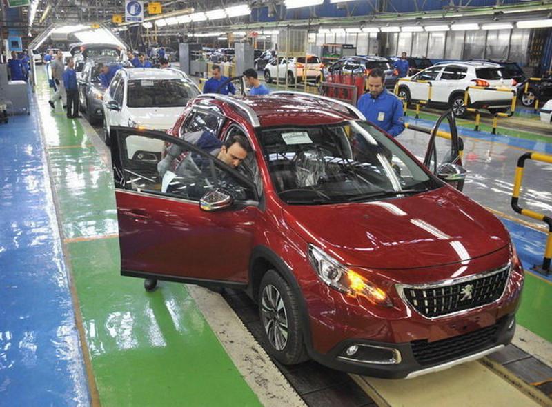 ایران در جایگاه بیستم بزرگترین خودروسازان جهان قرار گرفت + لیست