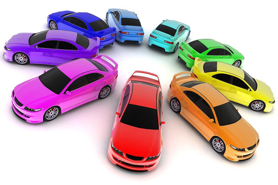 در هنگام معامله، کدام رنگ به فروش خودرو لطمه می زند؟