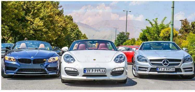 ارزانترین و گرانترین خودروهای آلمانی بازار ایران کدام هستند؟ + جدول