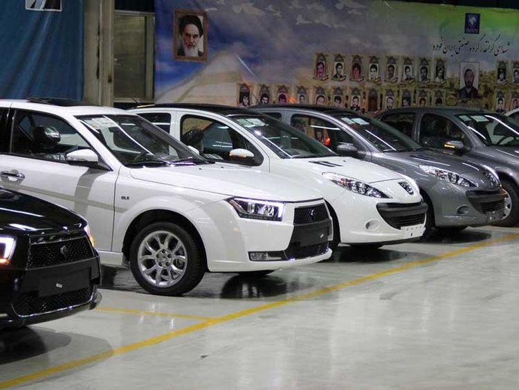 اعلام قیمت کارخانه ای کلیه محصولات ایران خودرو - مهر 1400 + جدول