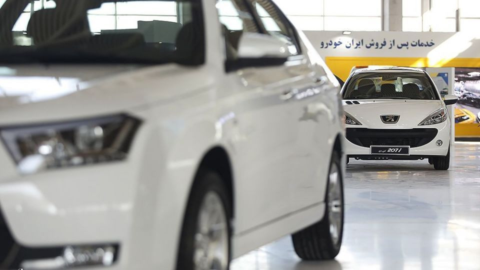 زمان قرعه کشی طرح پیش فروش 5 محصول ایران خودرو مشخص شد