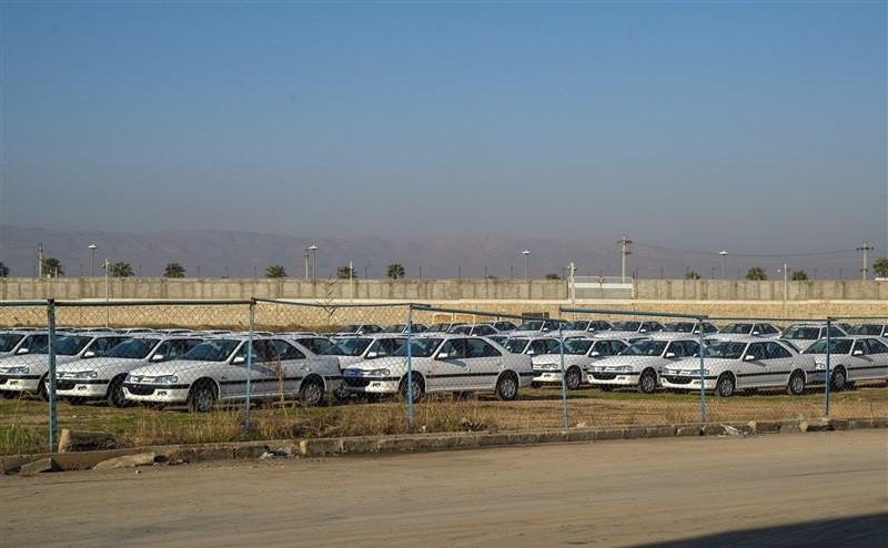تجاری نشدن بیش از ۱۰ هزار دستگاه از تولیدات شهریور خودروسازان